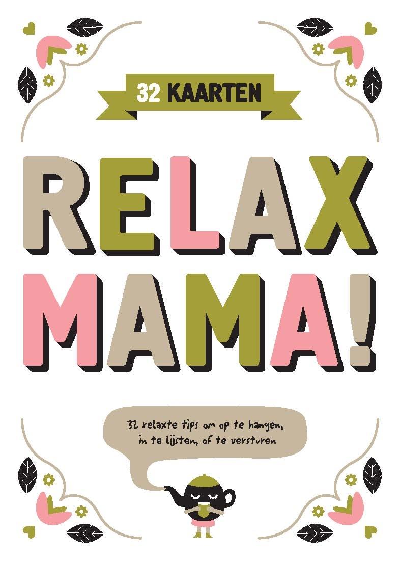 relax+mama+kaartenboekje