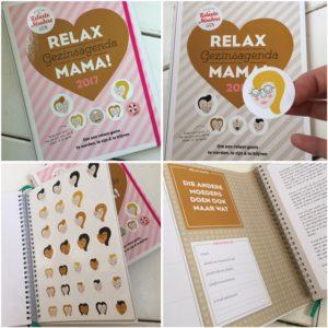 relax mama agenda