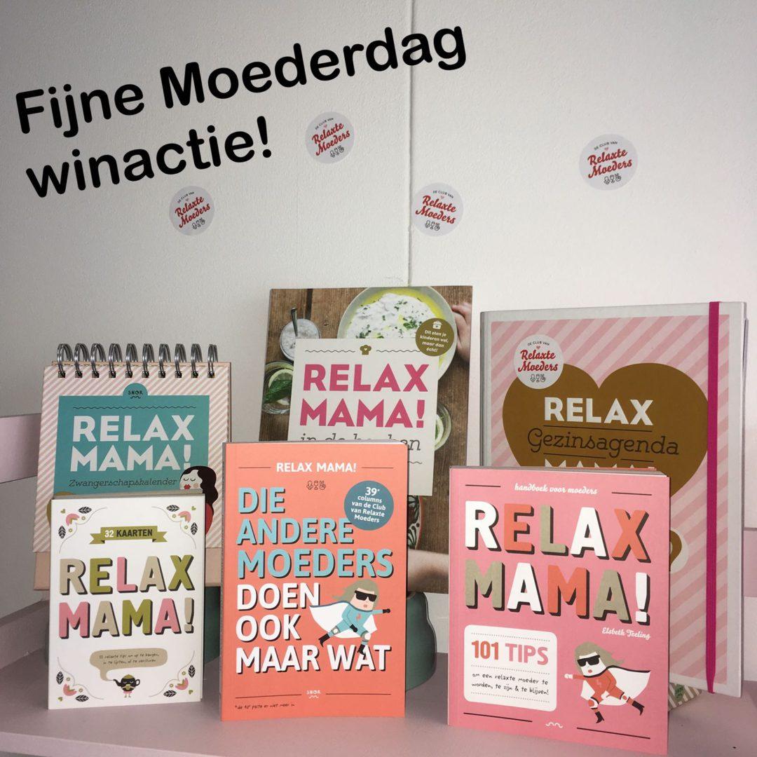 Fijne Moederdag Winactie Club Van Relaxte Moeders