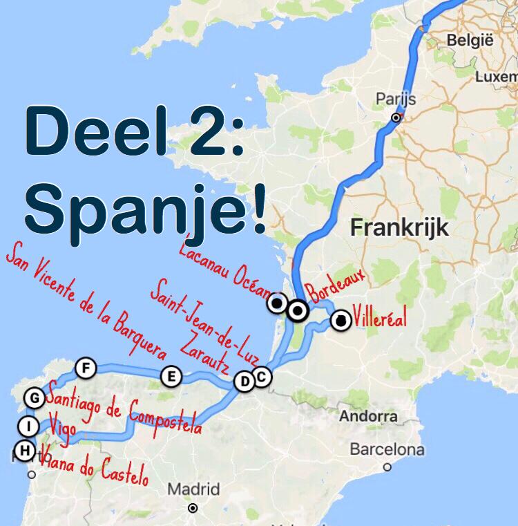 Fijne Campings Deel 2 Atlantische Kust Spanje Club Van Relaxte