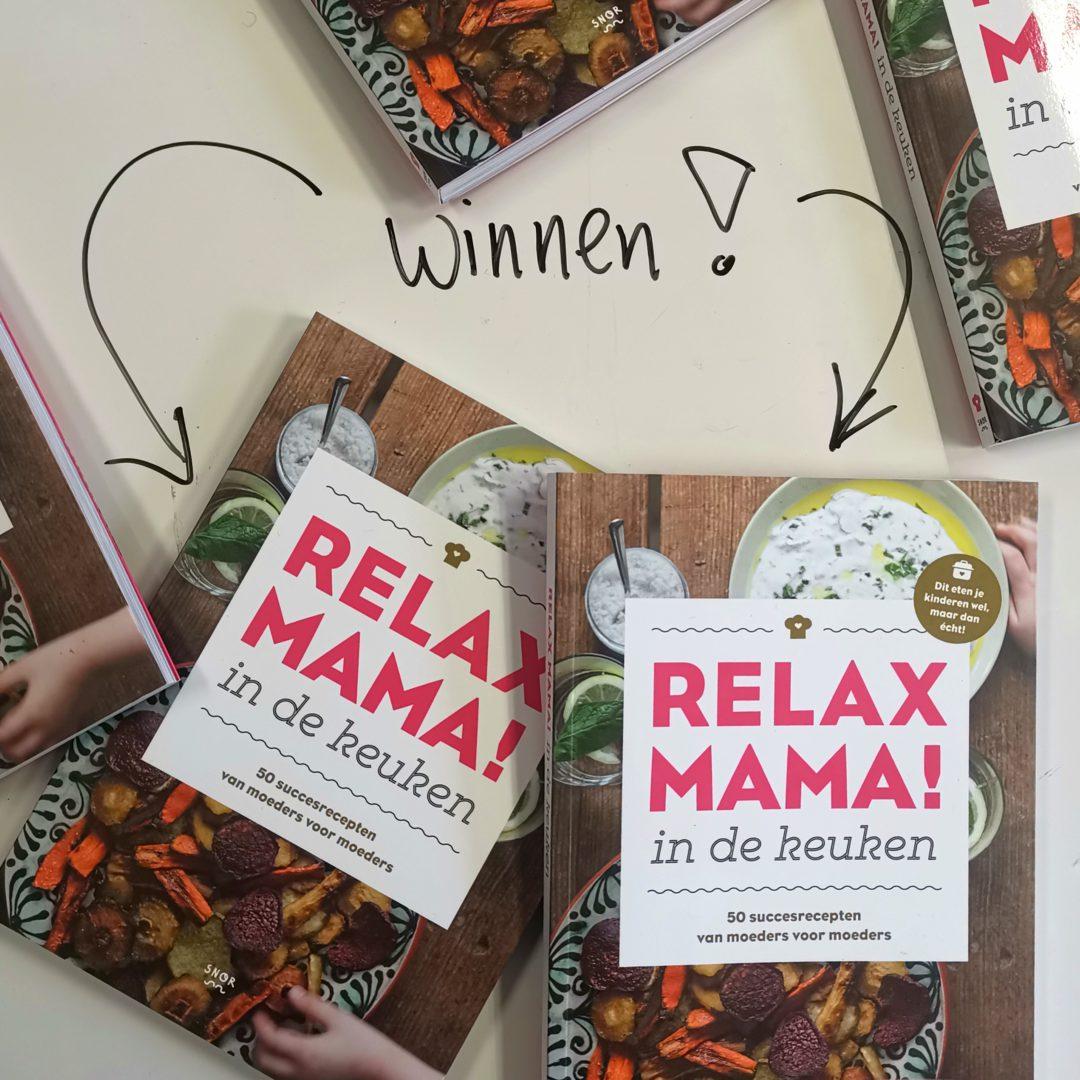 Relax Mama Sinter Winactie 3 Het Kookboek Club Van